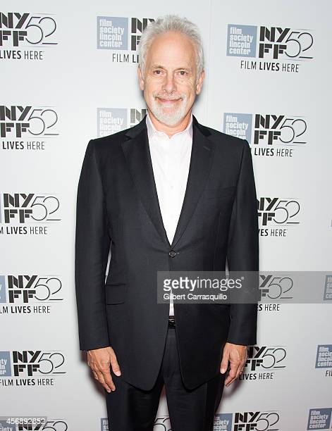 """Actor and writer Christopher Guest attends the """"This Is Spinal Tap"""" photo call during the 52nd New York Film Festival at Alice Tully Hall on October..."""