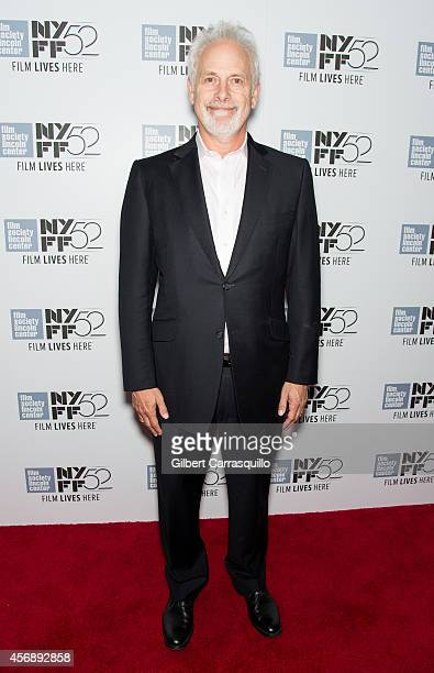 Actor and writer Christopher Guest attends the This Is Spinal Tap photo call during the 52nd New York Film Festival at Alice Tully Hall on October 8...