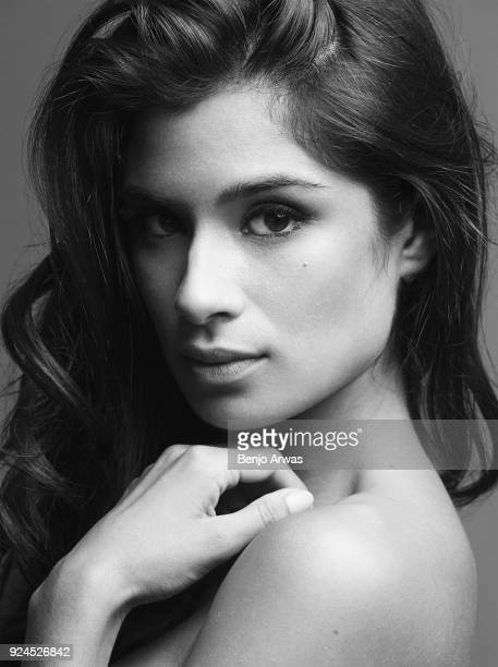 Actor and writer Diane Guerrero is photographed on June 21 2014 in Los Angeles California