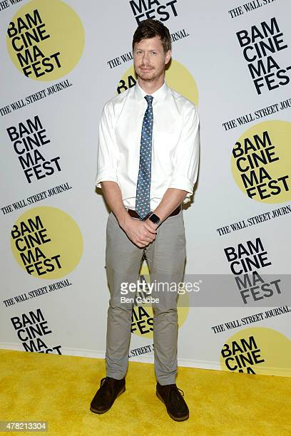 """Actor Anders Holm attends the """"Unexpected"""" premiere during BAMcinemaFest 2015 at the BAM Peter Jay Sharp Building on June 23, 2015 in New York City."""