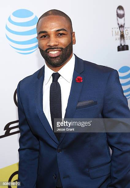 Actor Andra Fuller attends the 47th NAACP Image Awards presented by TV One at Pasadena Civic Auditorium on February 5 2016 in Pasadena California