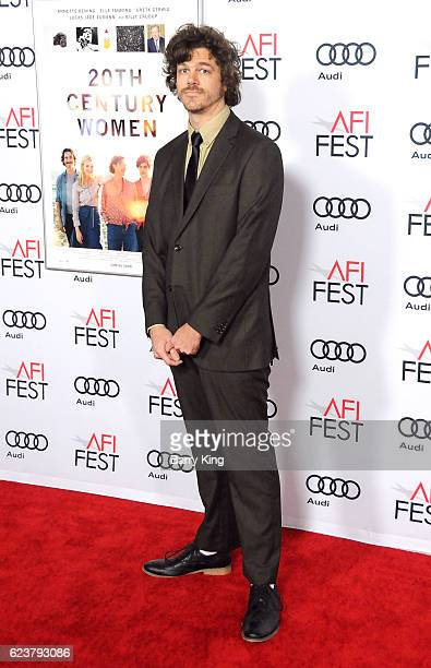 Actor Andre Hyland attends AFI FEST 2016 Presented By Audi A Tribute To Annette Bening And Gala Screening Of A24'd '20th Century Women' at TCL...