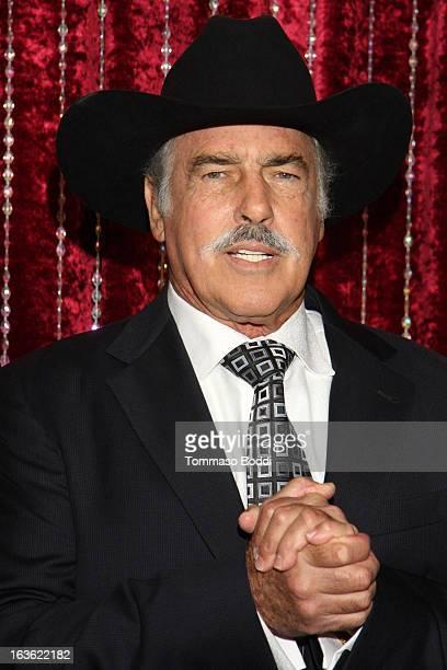 Actor Andres Garcia attends the 'Mi Sueno Es Bailar' season 4 press conference on March 13 2013 in Burbank California