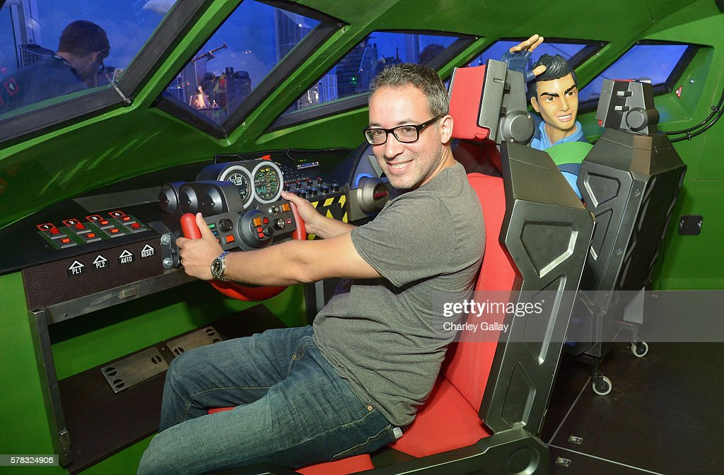 Actor Andres Williams of 'Thunderbirds are Go' attends the Amazon Village at San Diego Comic-Con at San Diego Convention Center on July 21, 2016 in San Diego, California.