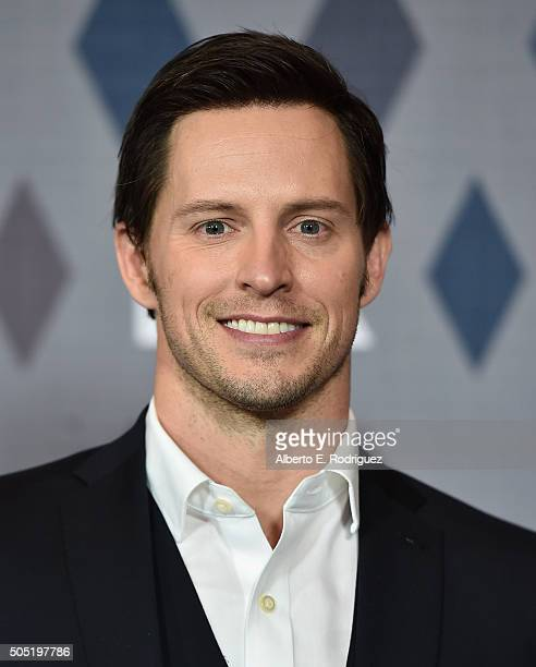 Actor Andrew Call attends the FOX Winter TCA 2016 AllStar Party at The Langham Huntington Hotel and Spa on January 15 2016 in Pasadena California