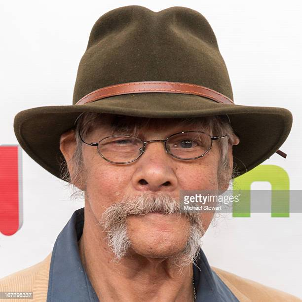 Actor Andrew Cowles attends the All My Children One Life To Live premiere at Jack H Skirball Center for the Performing Arts on April 23 2013 in New...