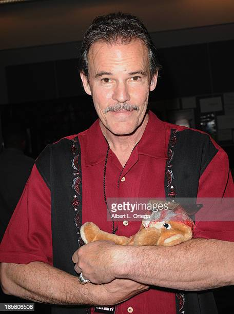 Actor Andrew Divoff attends Los Angeles' Days Of The Dead Convention Day One held at Los Angeles Convention Center on April 5 2013 in Los Angeles...