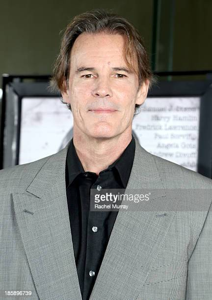 Actor Andrew Divoff attends the Immigrant Film Premiere at Laemmle's Music Hall 3 on October 25 2013 in Beverly Hills California