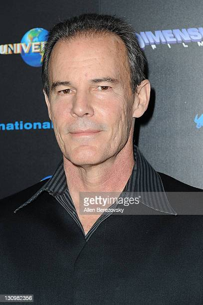 Actor Andrew Divoff attends the sCare Foundation's 1st Annual Halloween Launch Benefit at The Conga Room at LA Live on October 30 2011 in Los Angeles...