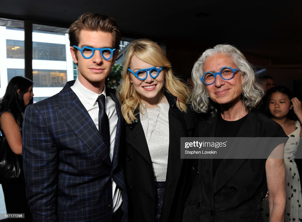 Worldwide Orphans Foundation Salon Event Hosted By Andrew Garfield At The Royalton Hotel