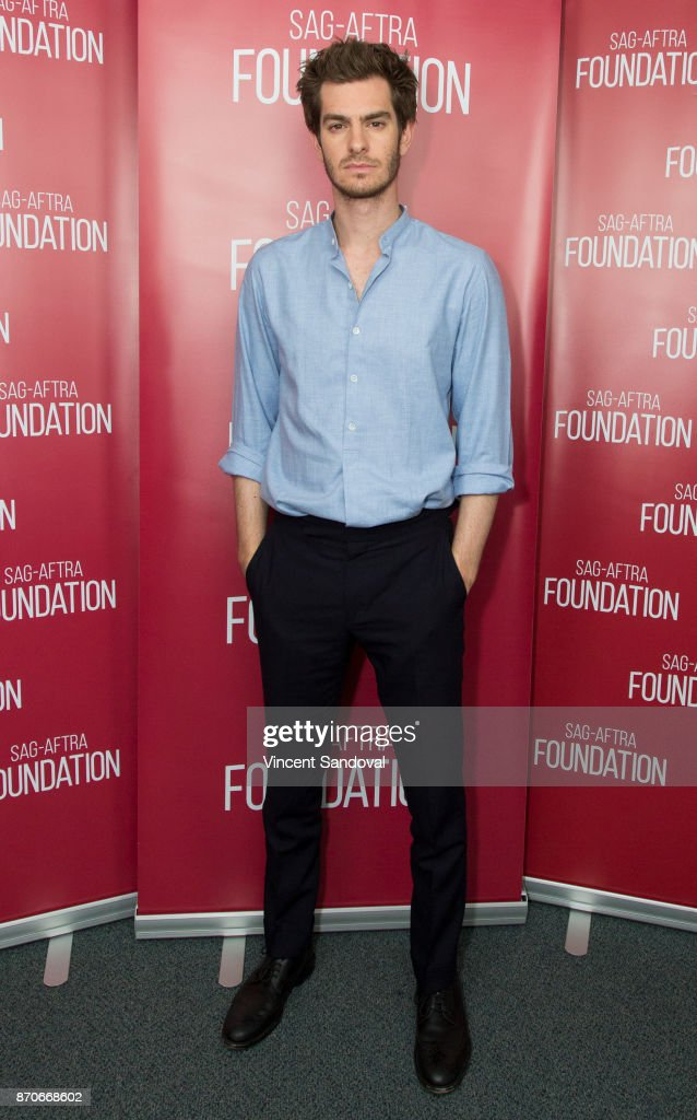 SAG-AFTRA Foundation Conversations With Andrew Garfield