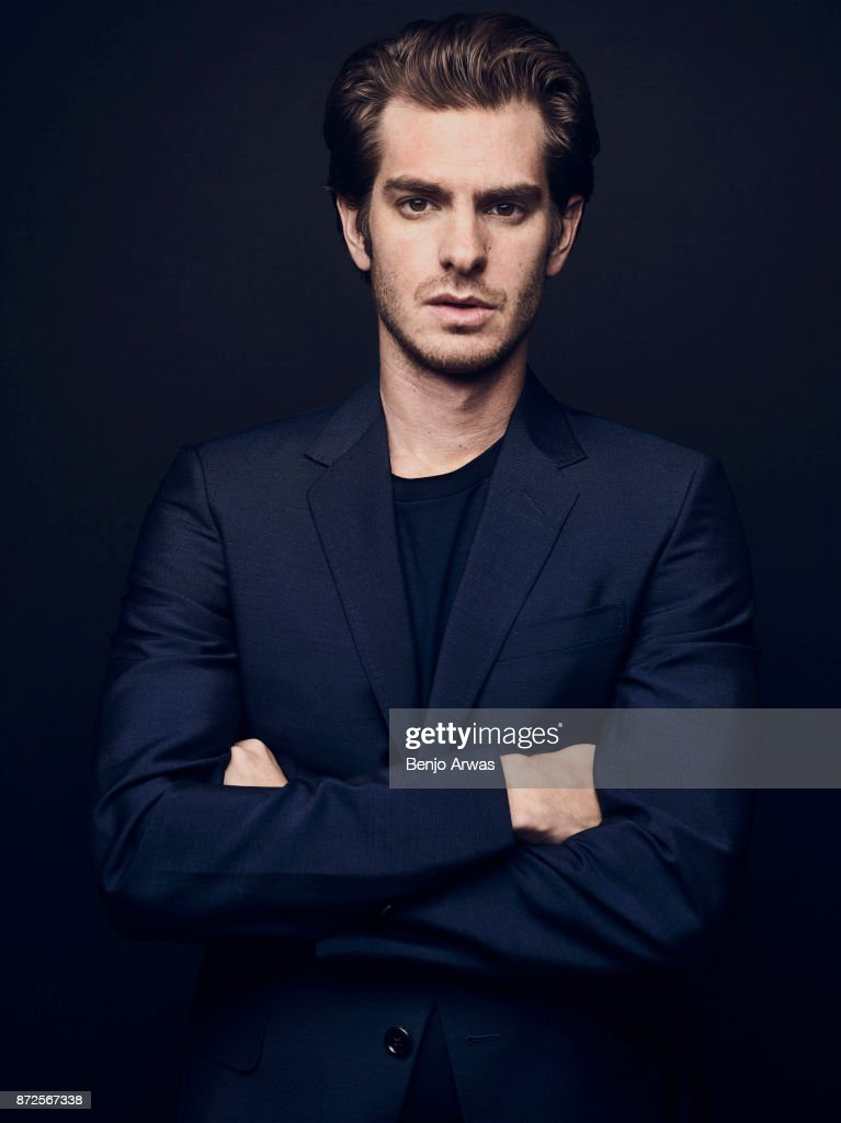Actor Andrew Garfield is photographed for The Wrap on December 1, 2016 in Los Angeles, California.