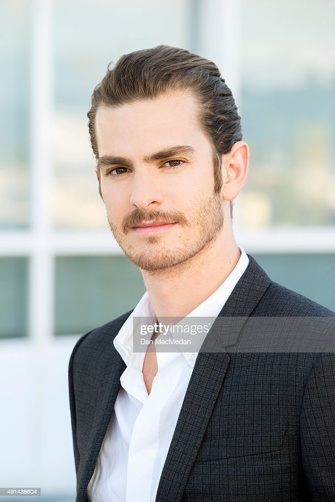 Actor Andrew Garfield is photographed for USA Today on September 8, 2015 in Los Angeles, California. PUBLISHED