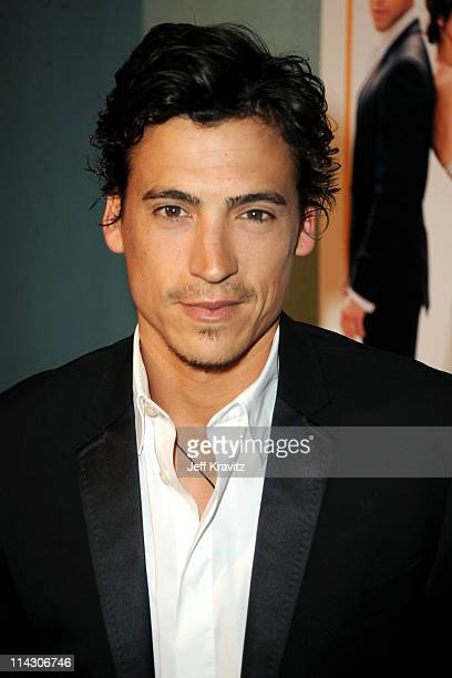 Actor Andrew Keegan arrives at the premiere of IFC Films 'Love Wedding Marriage' at the Pacific Design Center on May 17 2011 in West Hollywood...