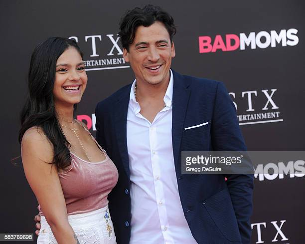 Actor Andrew Keegan arrives at the premiere of STX Entertainment's 'Bad Moms' at Mann Village Theatre on July 26 2016 in Westwood California