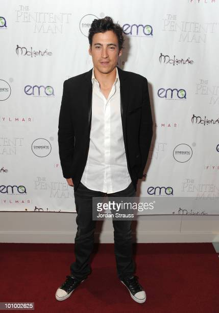 Actor Andrew Keegan attends 'The Penitent Man' Premiere After Party at W Hollywood on May 26 2010 in Hollywood California