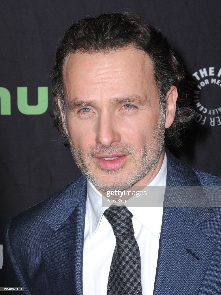 Actor Andrew Lincoln arrives at the Paley Center For Media's 34th Annual PaleyFest Los Angeles opening night presentation 'The Walking Dead' at Dolby Theatre on March 17, 2017 in Hollywood, California.