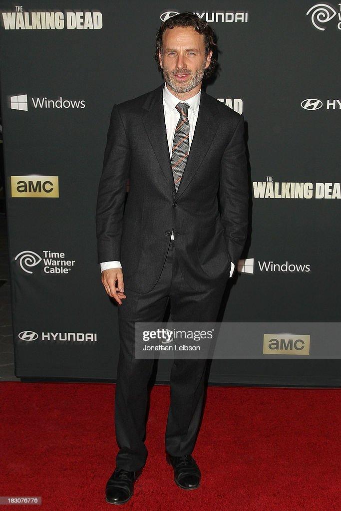 "AMC's ""The Walking Dead"" - Season 4 Premiere Party"