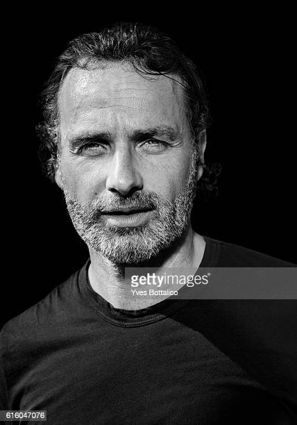 Actor Andrew Lincoln is photographed for Self Assignment on July 1 2016 in San Diego CA