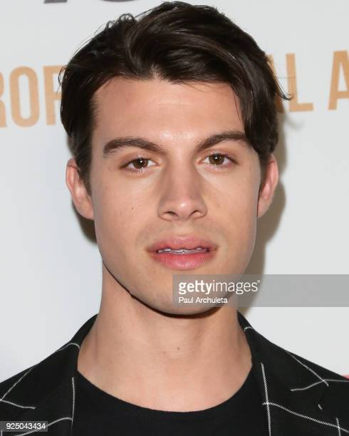 Actor Andrew Matarazzo attends the 'Gifting Your Spectrum' gala benefiting Autism Speaks on February 24 2018 in Hollywood California
