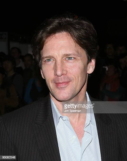Actor Andrew McCarthy attends The Cinema Society A Diamond Is Forever screening of The Private Lives Of Pippa Lee at AMC Loews 19th Street on...