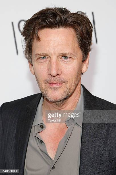 Actor Andrew McCarthy attends the premiere of Orange is the New Black at SVA Theater on June 16 2016 in New York City
