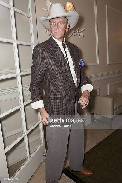 Actor Andrew Prine attends the 16th Annual Silver Spur Awards hosted by The Reel Cowboys at The Sportsman's Lodge on September 27 2013 in Studio City...