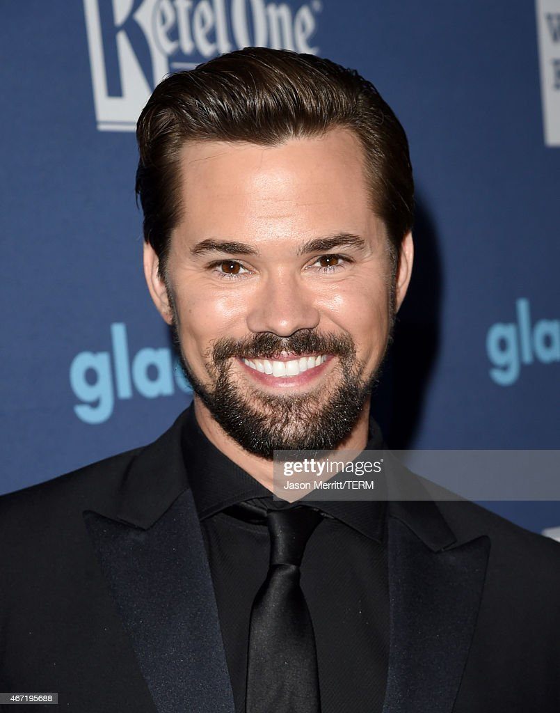 Red Carpet - 26th Annual GLAAD Media Awards