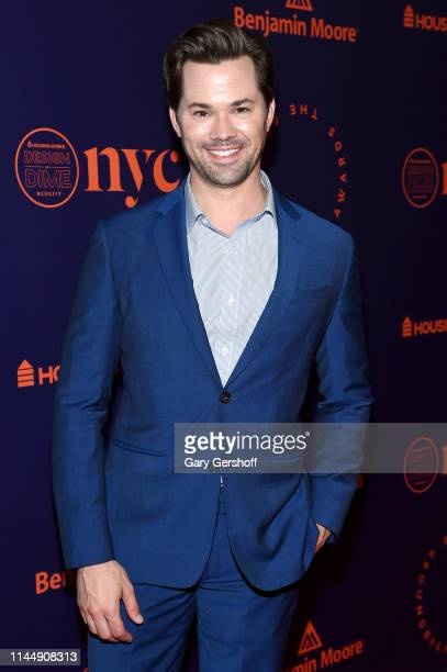 Actor Andrew Rannells attends the Housing Works' Groundbreaker Awards Dinner 2019 on April 24 2019 in New York City