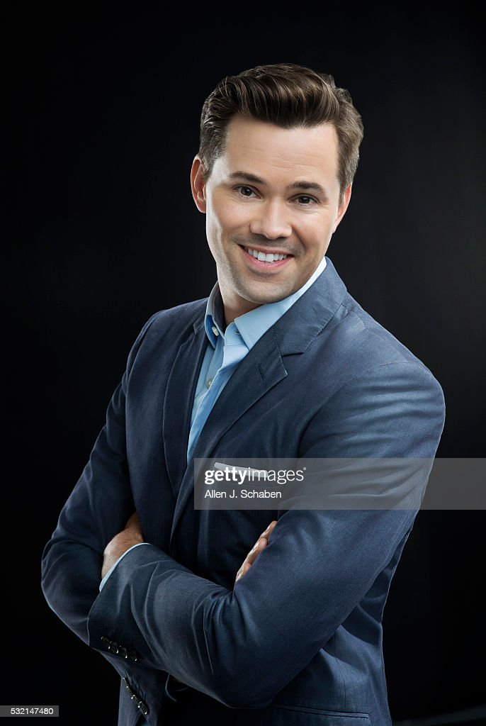 Andrew Rannells, Los Angeles Times, May 5, 2016