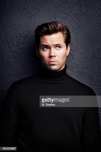 Actor Andrew Rannells is photographed for Out Magazine on October 6 2012 at Chamberlain Hotel in West Hollywood California COVER IMAGE