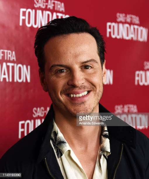 Actor Andrew Scott attends the SAGAFTRA Foundation Conversations with Fleabag event at the SAGAFTRA Foundation Screening Room on April 16 2019 in Los...