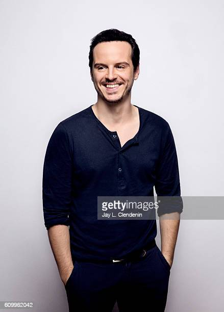 Actor Andrew Scott from the film 'Handsome Devil' poses for a portraits at the Toronto International Film Festival for Los Angeles Times on September...
