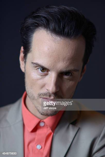 Actor Andrew Scott 'Pride' poses for a portrait during the 2014 Toronto International Film Festival on September 7 2014 in Toronto Ontario