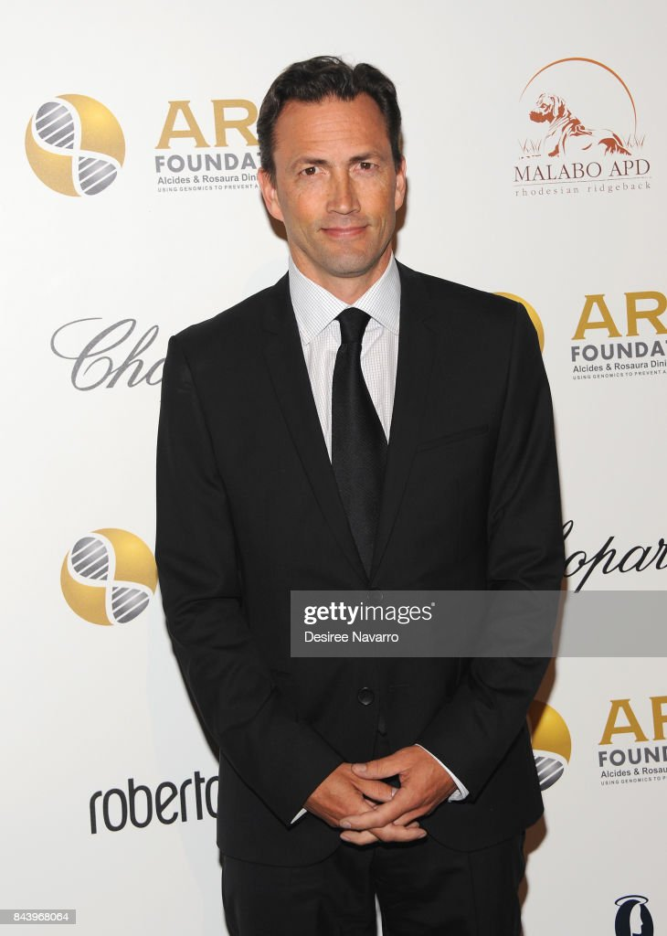 Actor Andrew Shue attends 2017 ARD Foundation 'A Brazilian Night' at Cipriani 42nd Street on September 7, 2017 in New York City.