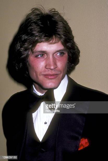 Actor Andrew Stevens attends the 33rd Annual Primetime Emmy Awards After Party on September 13 1981 at Century Plaza Hotel in Los Angeles California