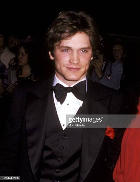 Actor Andrew Stevens attends the 36th Annual Golden Globe Awards on January 27 1979 at Beverly Hilton Hotel in Beverly Hills California