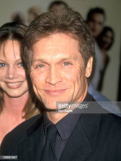 Actor Andrew Stevens attends The Whole Nine Yards Century City Premiere on February 17 2000 at Loews Cineplex Century Plaza Theatres in Century City...