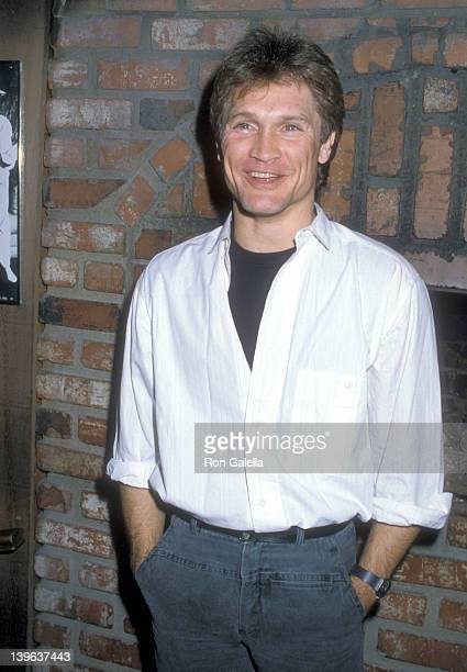 Actor Andrew Stevens on December 8 1986 sighting at The Improv in West Hollywood California
