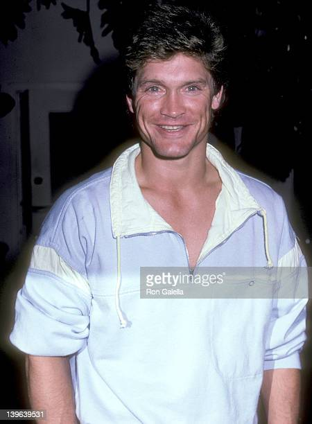 Actor Andrew Stevens on September 5 1986 sighting at the Beverly Comstock Hotel in Beverly Hills California