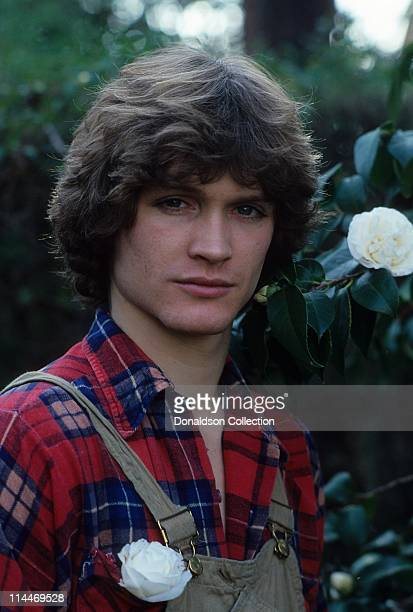 Actor Andrew Stevens poses for a portrait in 1978 in Los Angeles California