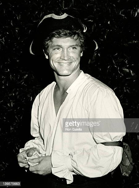 Actor Andrew Stevens sighted on November 5 1983 at Le Dome Restaurant in West Hollywood California