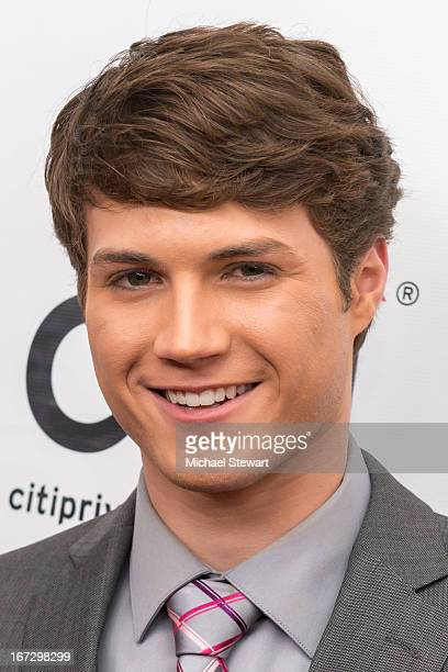 """Actor Andrew Trischitta attends the """"All My Children"""" & """"One Life To Live"""" premiere at Jack H. Skirball Center for the Performing Arts on April 23,..."""