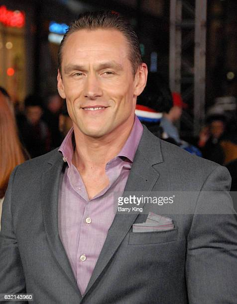 Actor Andrey Ivchenko arrives at the premiere of Paramount Pictures' 'xXx Return Of Xander Cage' at TCL Chinese Theatre IMAX on January 19 2017 in...