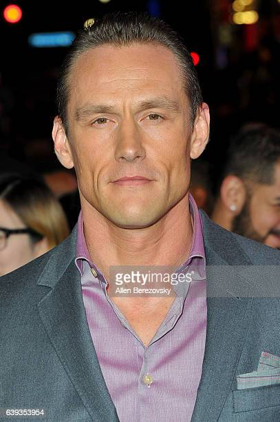 Actor Andrey Ivchenko attends the Premiere of Paramount Pictures' xXx Return of Xander Cage at TCL Chinese Theatre IMAX on January 19 2017 in...