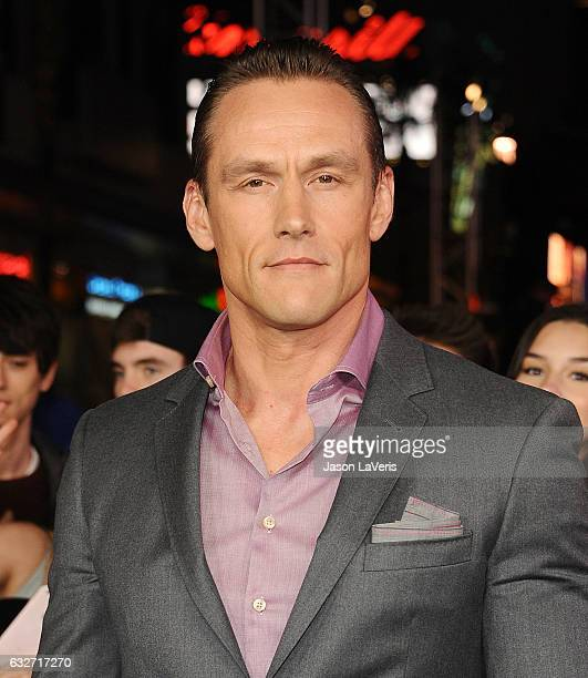 Actor Andrey Ivchenko attends the premiere of xXx Return of Xander Cage at TCL Chinese Theatre IMAX on January 19 2017 in Hollywood California