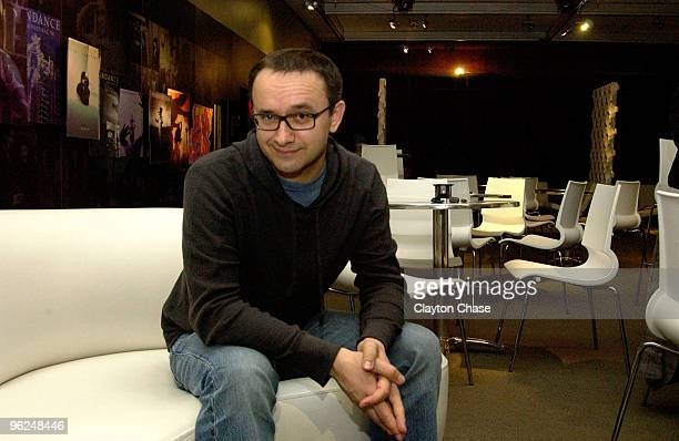 Actor Andrey Zvyagintsev attends the Sundance NHK Reception at Sundance House during the 2010 Sundance Film Festival on January 28 2010 in Park City...