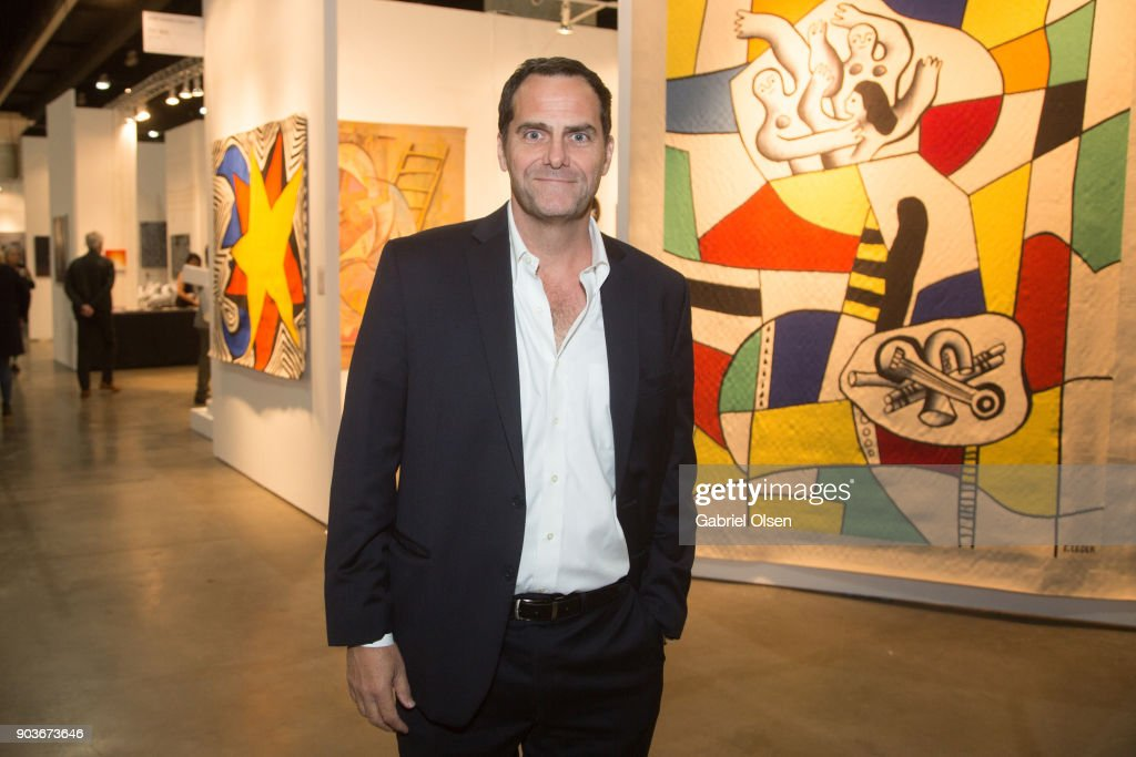 23rd Annual LA Art Show Opening Night Premiere Gala Benefiting St. Jude Children's Research Hospital : News Photo