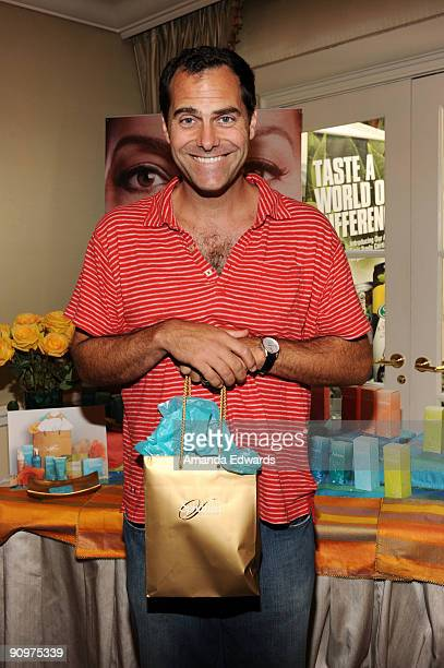 Actor Andy Buckley attends the DPA preEmmy Gift Lounge at the Peninsula Hotel on September 19 2009 in Beverly Hills California