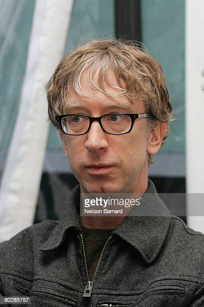 Actor Andy Dick arrives for The Comedy World Of Judd Apatow at the Paley Center for Media's 25th annual Paley Television Festival at the Arclight...